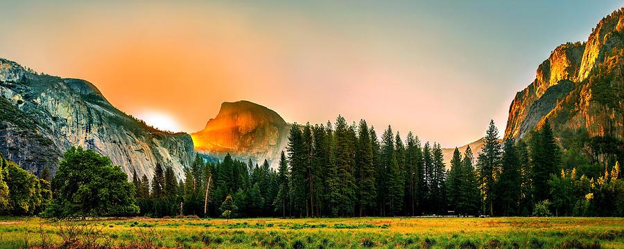United States Of America Photograph - Sunrise Surprise by Az Jackson