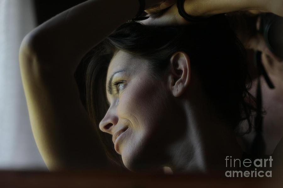 Portrait Photograph - You And Me  by  Andrzej Goszcz