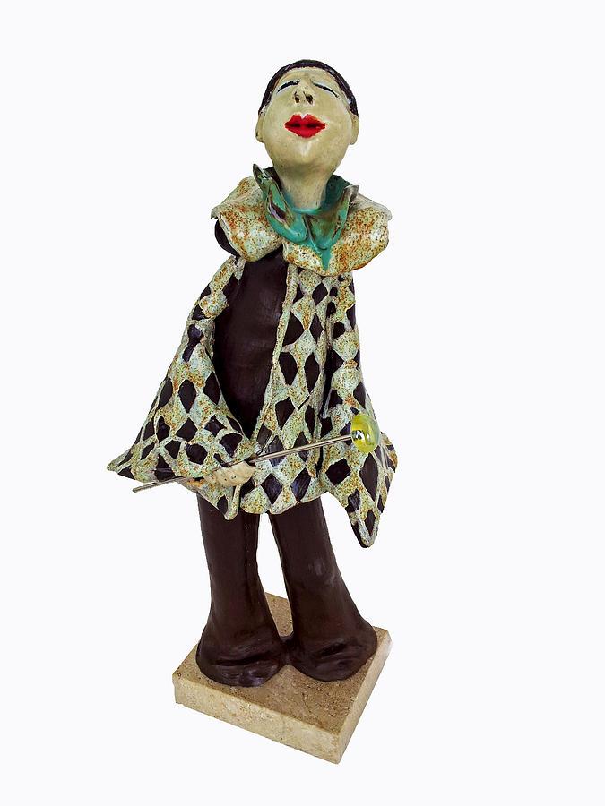 Actor Sculpture - You Can Find Magic Everywhere by Agnieszka Parys-Kozak