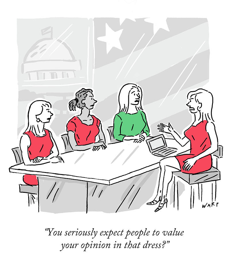 You Seriously Expect People To Value Your Opinion Drawing by Kim Warp
