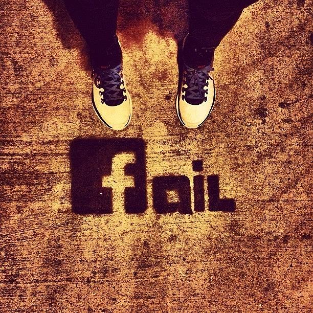 Fail Photograph - You Will Not by Kerri Green