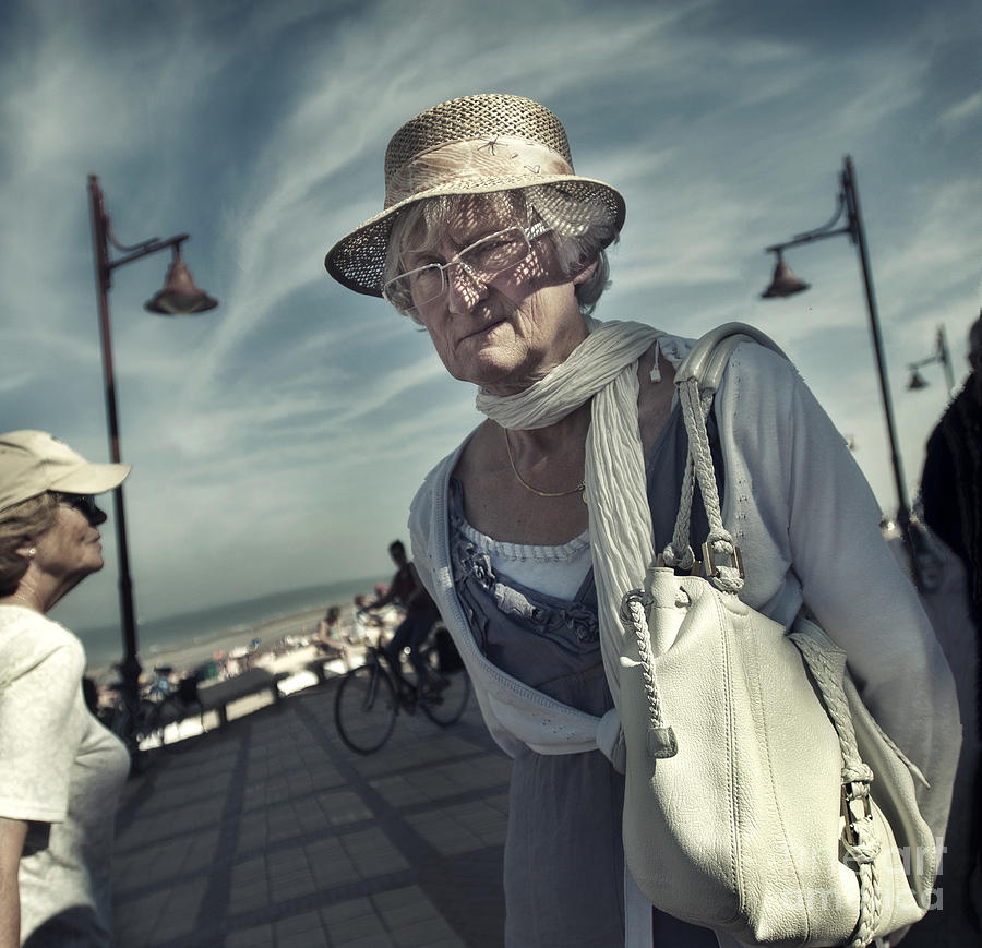 Young Photograph - Young At Heart by Michel Verhoef