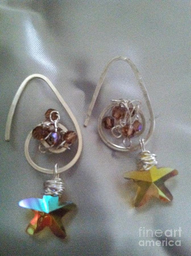 Earrings Jewelry - Your A Star by Tina Beal