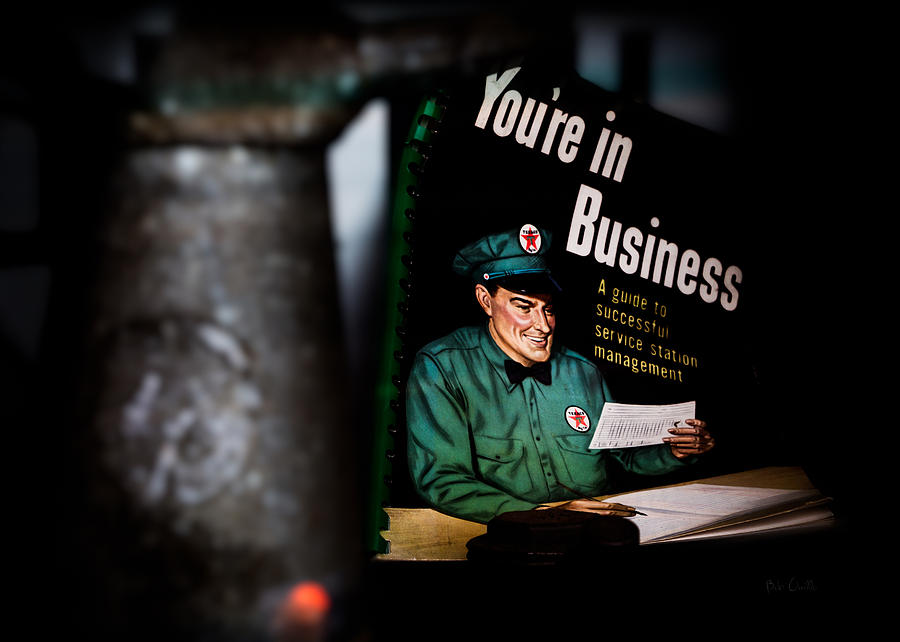 Car Photograph - Youre In Business by Bob Orsillo