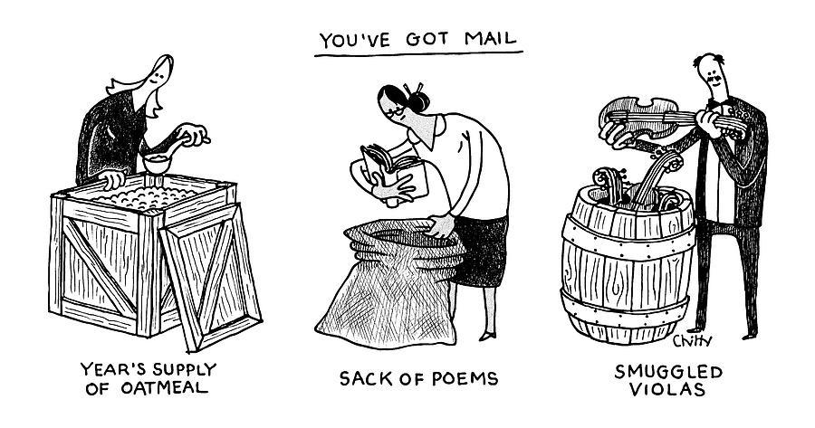 you u0026 39 ve got mail