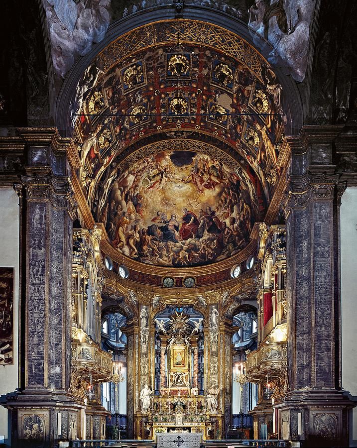 View Photograph - Zaccagni Giovan Francesco, Church by Everett
