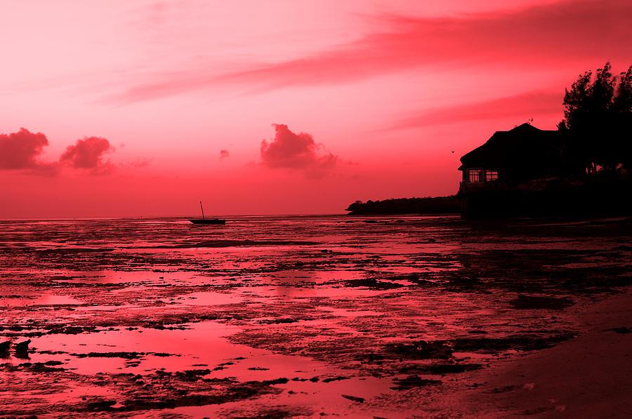 Africa Photograph - Zanzibar Sunrise by Aidan Moran