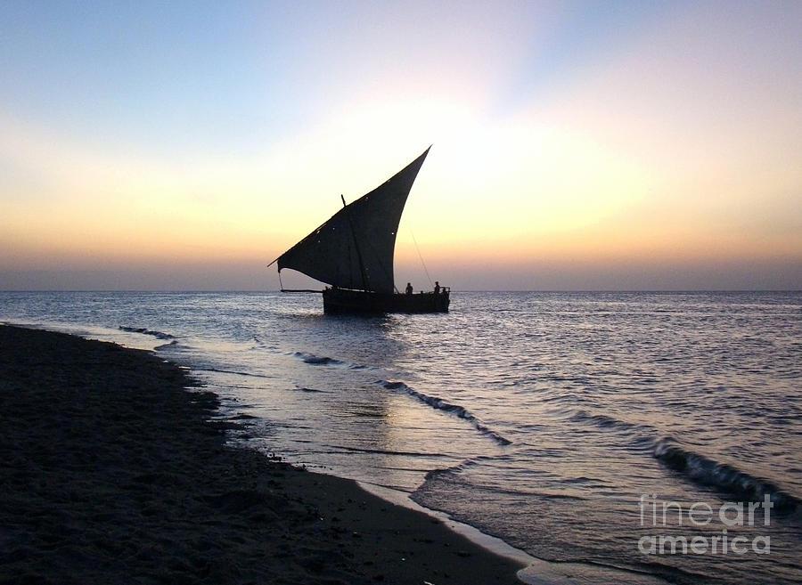 Zanzibar Photograph - Zanzibar Sunset 20 by Giorgio Darrigo