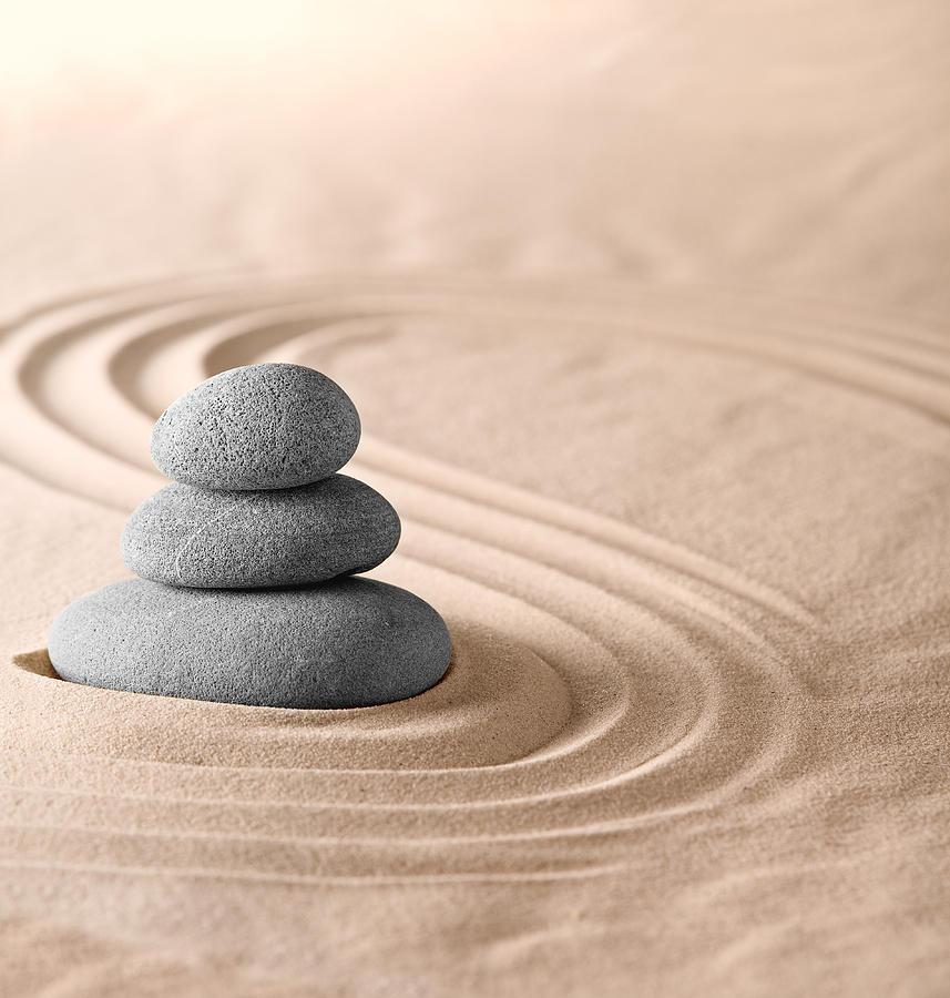 Zen garden stones balance photograph by dirk ercken zen garden photograph zen garden stones balance by dirk ercken workwithnaturefo