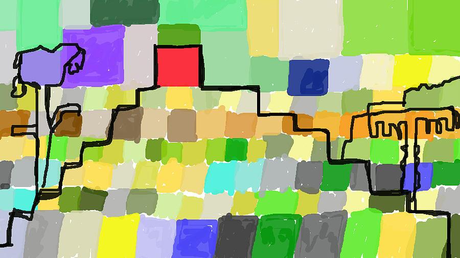 Ziggurat by Paul Sutcliffe