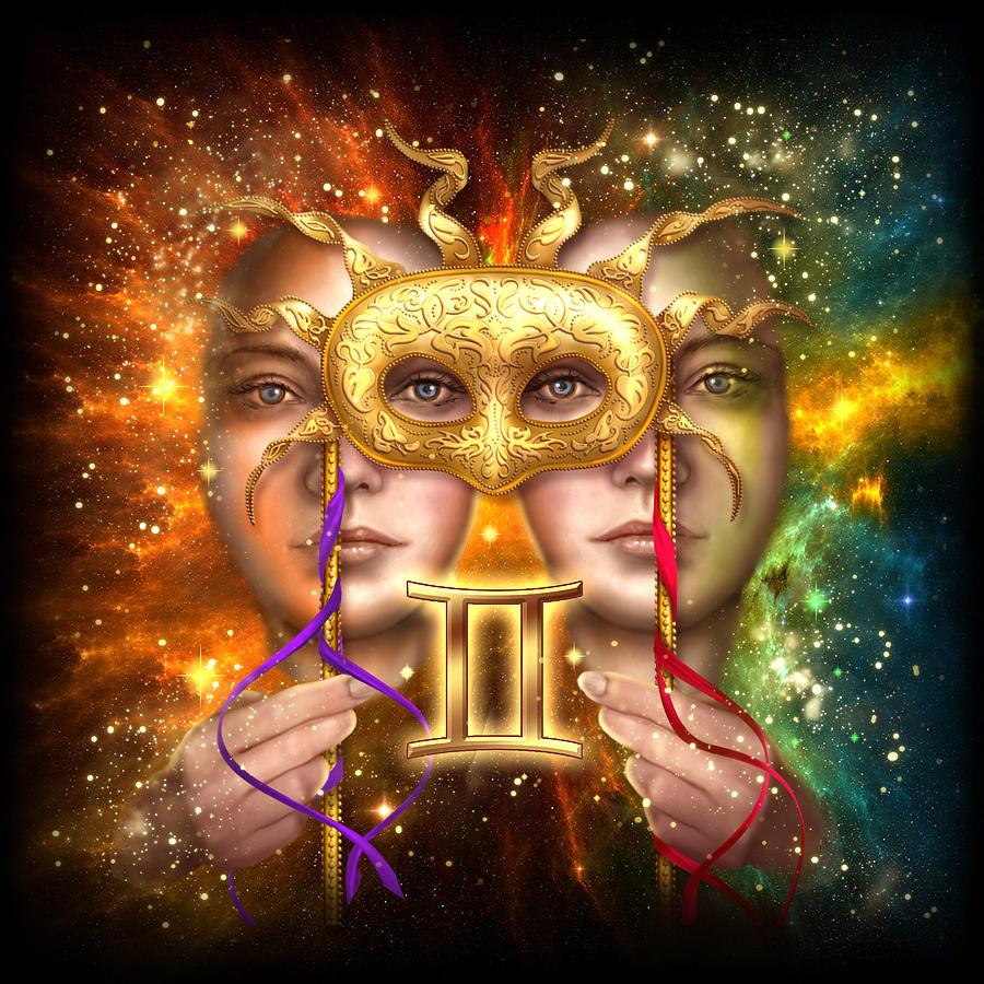 Approche des 12 Signes du Zodiaque en Astrologie ésotérique Zodiac-gemini-ciro-marchetti