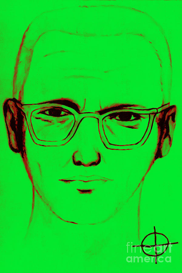 Zodiac Photograph - Zodiac Killer With Sign 20130213 by Wingsdomain Art and Photography