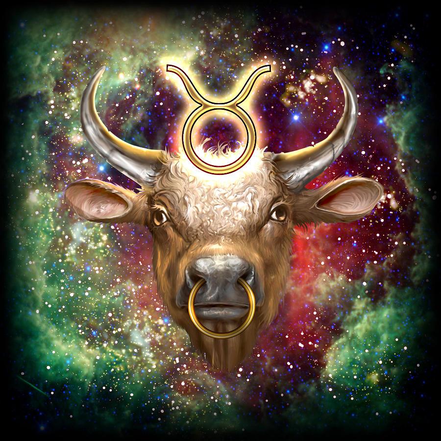 Approche des 12 Signes du Zodiaque en Astrologie ésotérique Zodiac-tauro-ciro-marchetti