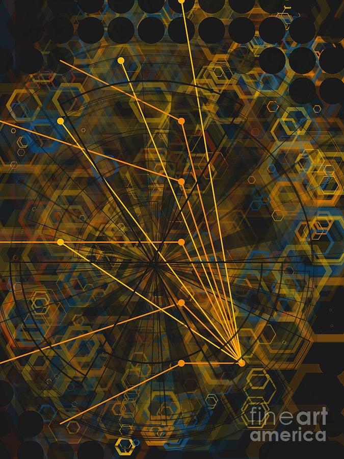 Zorg Digital Art by Jose Benavides