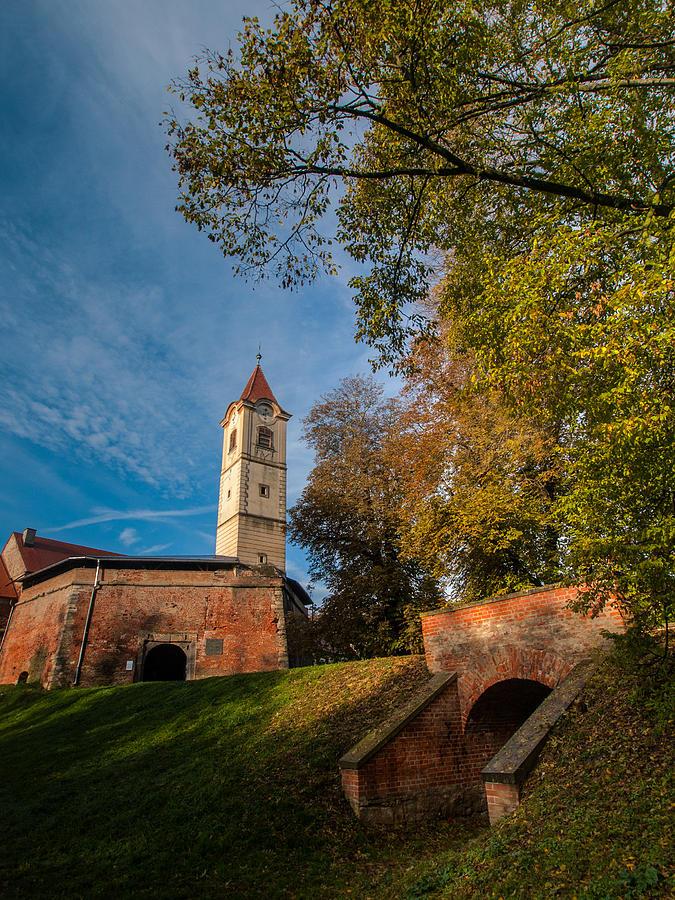 Zrinski Castle Photograph