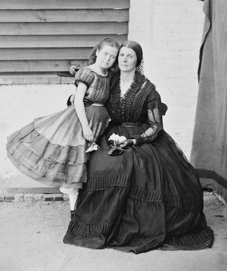 History Photograph -  Mrs. Rose O�neal Greenhow by Everett
