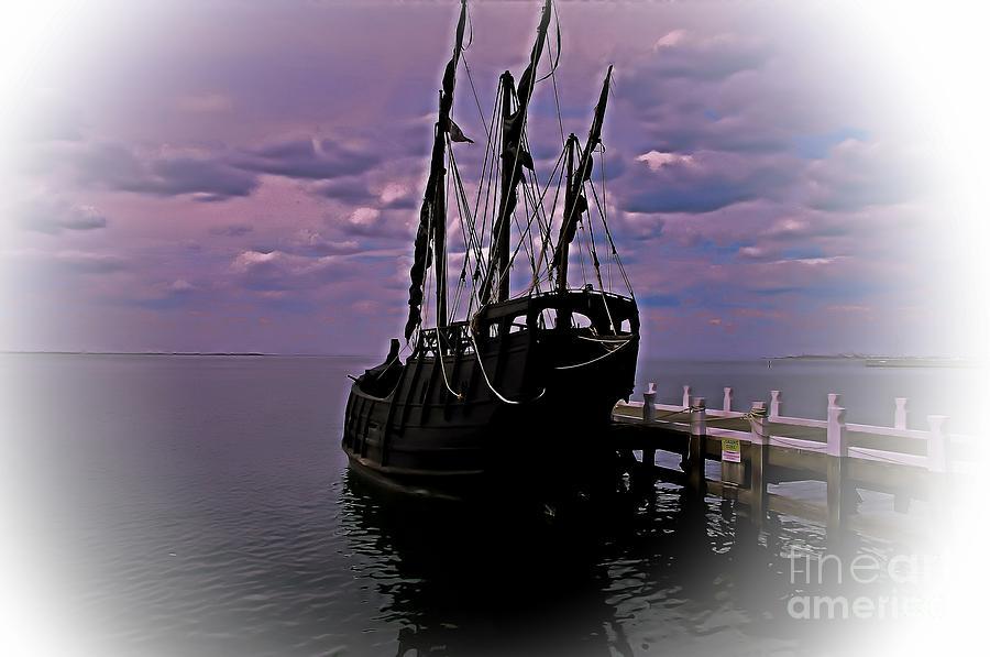 Pirates Photograph -  Notorious The Pirate Ship 5 by Blair Stuart