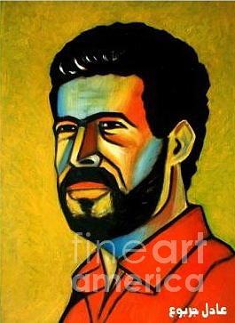 Portrait Painting -  Portrait by Adel Jarbou