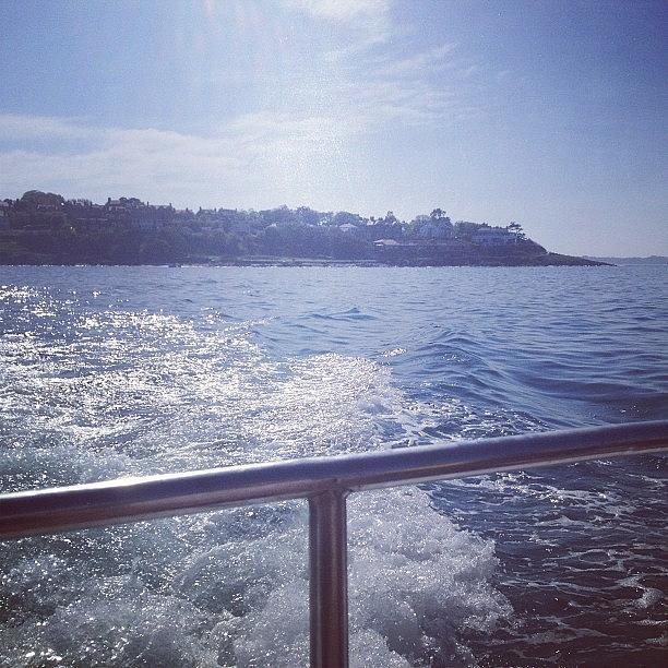 Bangor Photograph - :) #sea #boat #bangor by Amy Reid 💜