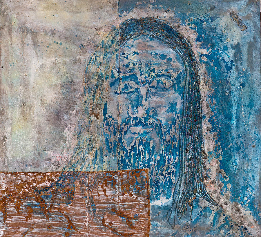Artistic Painting -  See Me See My Father And The Spirit by Thomas Lentz