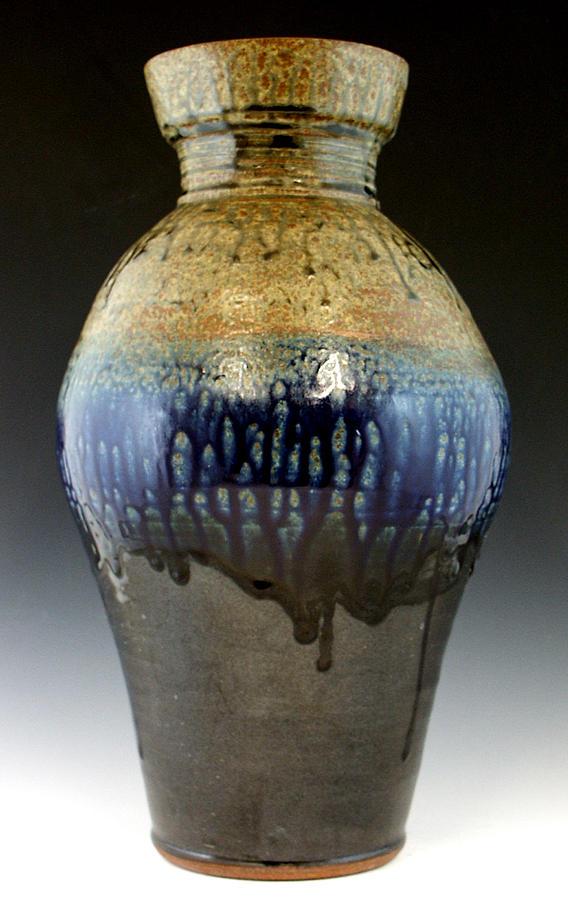 Ceramics Ceramic Art -  Sun Down by Alejandro Sanchez