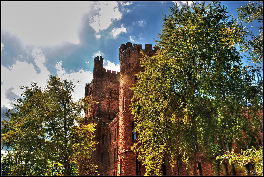 001 The 74th Regimental Armory In Buffalo New York Photograph by Michael Frank Jr