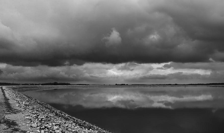 Sky Photograph - 081412-6 by Mike Davis