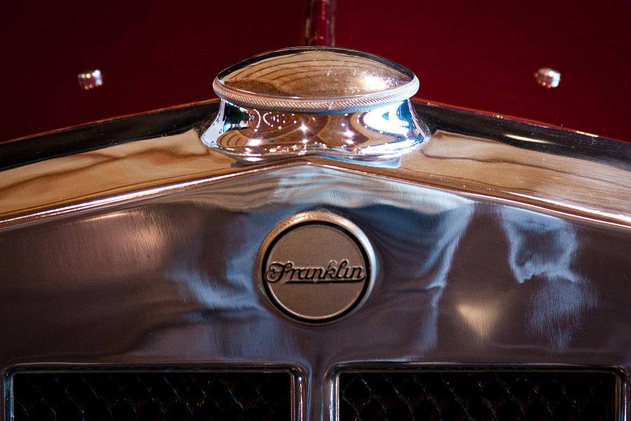29 Photograph - 1929 Franklin Model 130 2-door Coupe by David Patterson