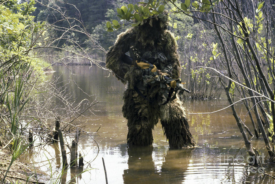 marine sniper ghillie