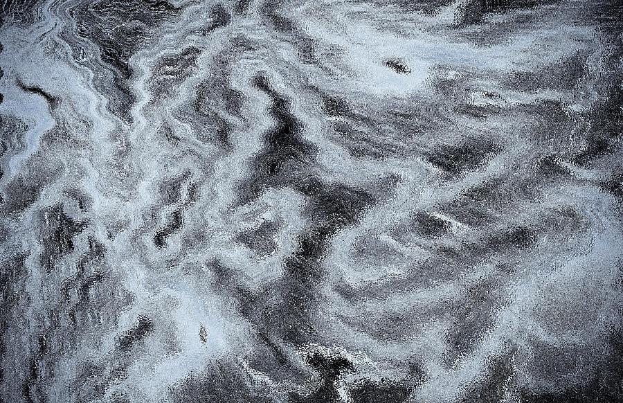 Digital Digital Art - Abstract Pastel Art by David Pyatt