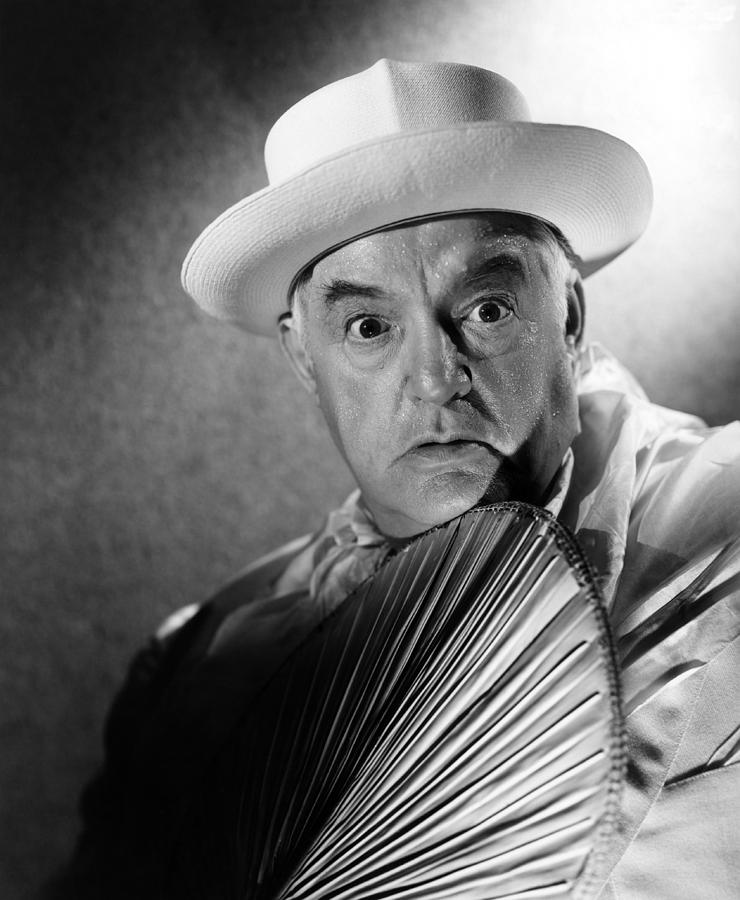 1940s Movies Photograph - Across The Pacific, Sydney Greenstreet by Everett