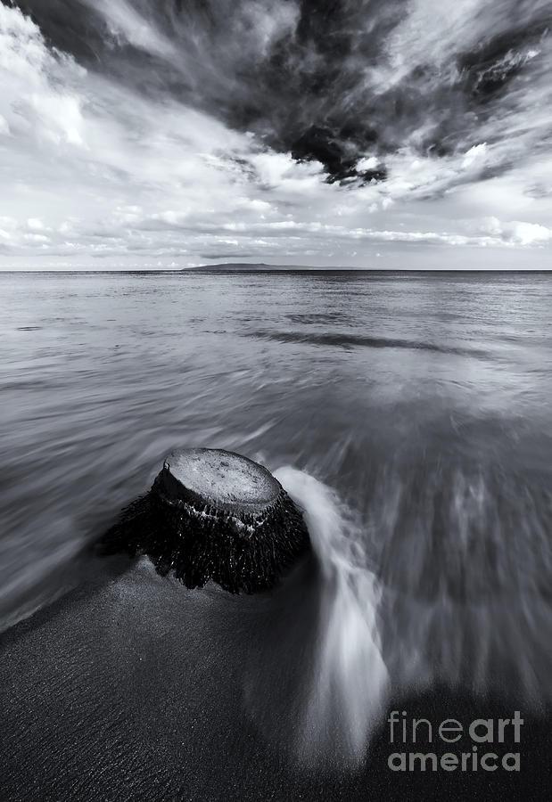Beach Photograph - Against The Tides by Mike  Dawson