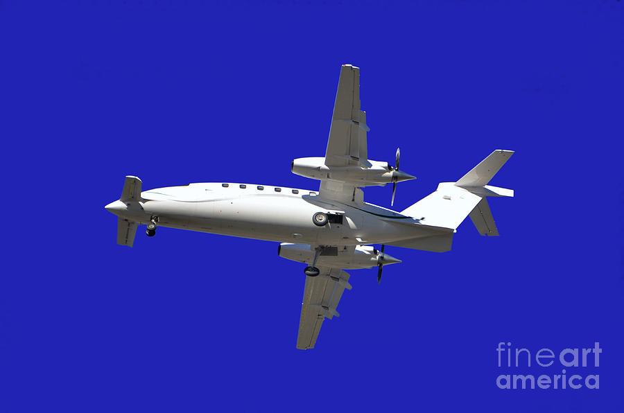 Airplane Photograph - Airplane by Mats Silvan