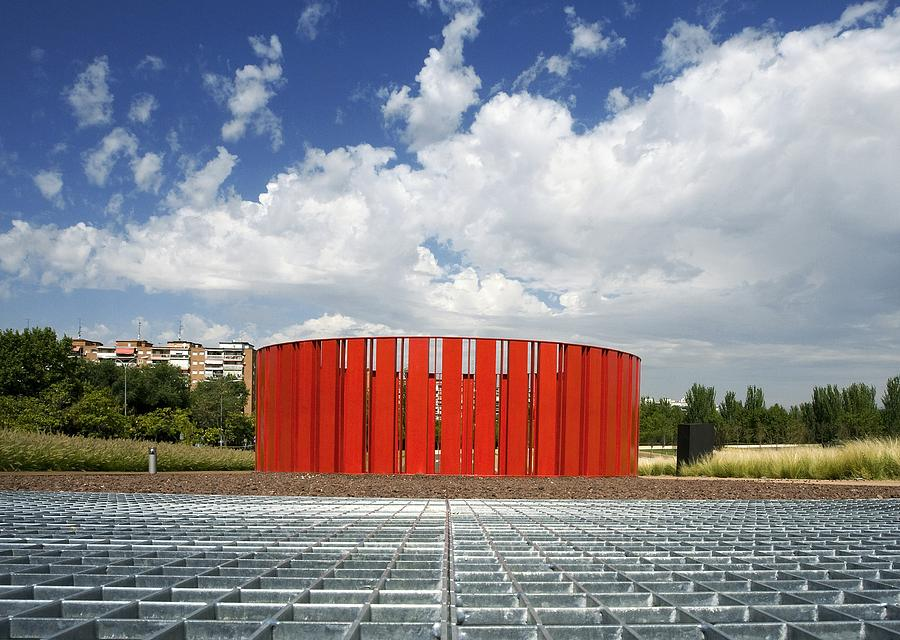 Installation Photograph - Alcorcon Arts Creation Centre by Carlos Dominguez