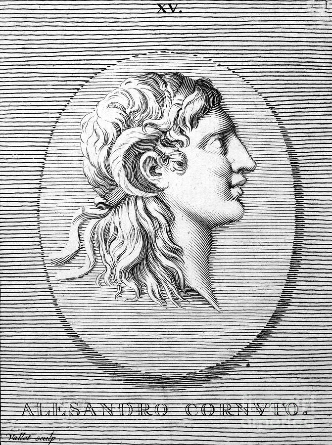 Alexander The Great Photograph - Alexander The Great (356-323 B.c.) by Granger