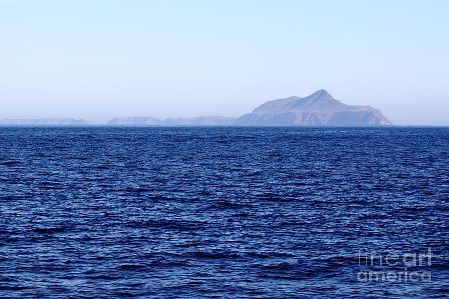 Island Photograph - Anacapa Island by Henrik Lehnerer