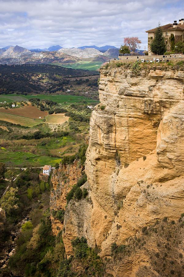 Andalucia Photograph - Andalusia Landscape by Artur Bogacki