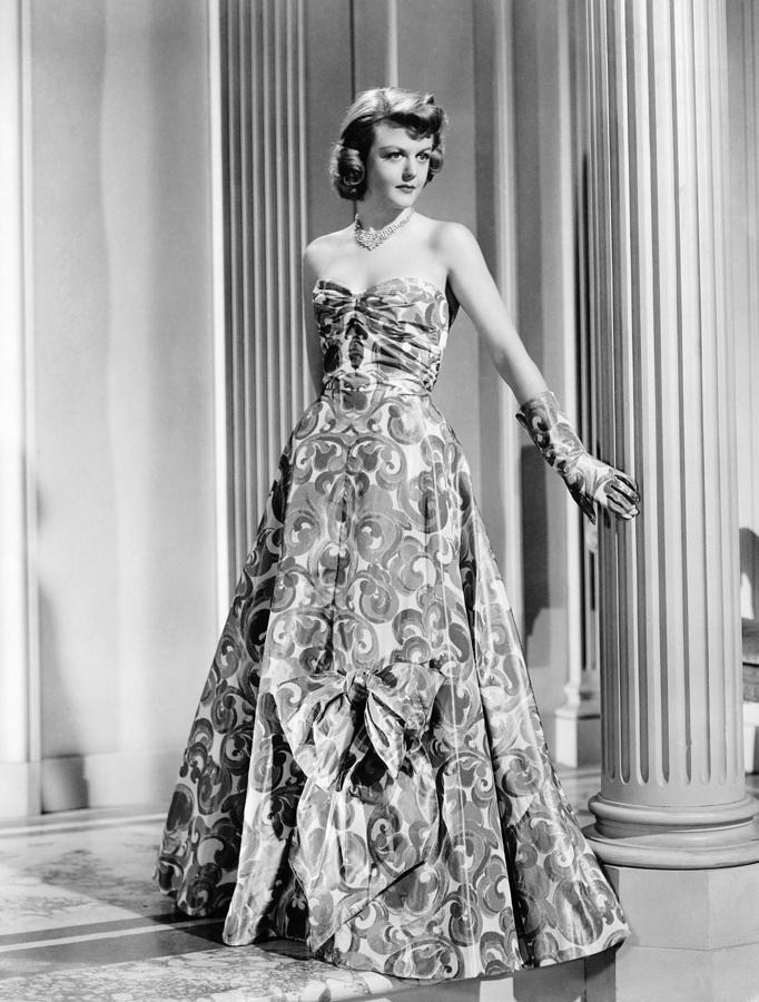 1940s Portraits Photograph - Angela Lansbury, 1948 by Everett