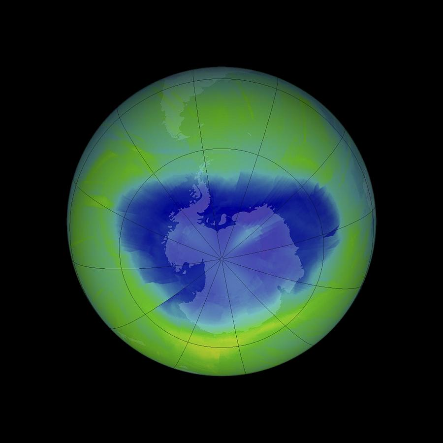 nasa ozone hole - photo #7