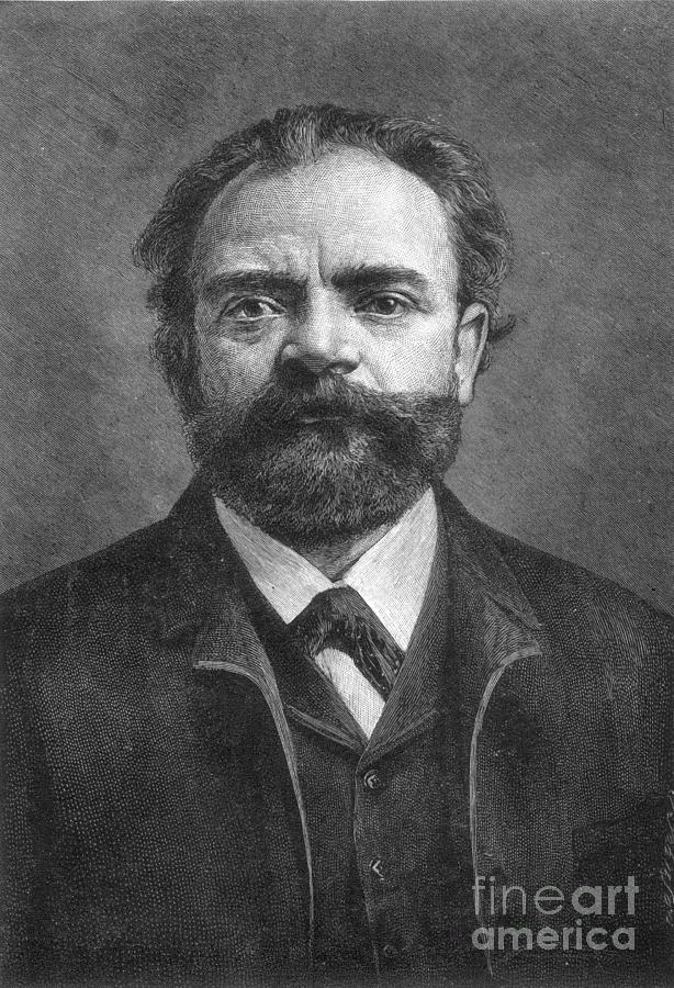Antonin dvorak 1841 1904 photograph by granger for Mobel dvorak