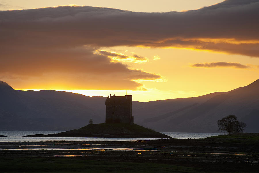 Colour Image Photograph - Appin, Argyll & Bute, Scotland by Axiom Photographic