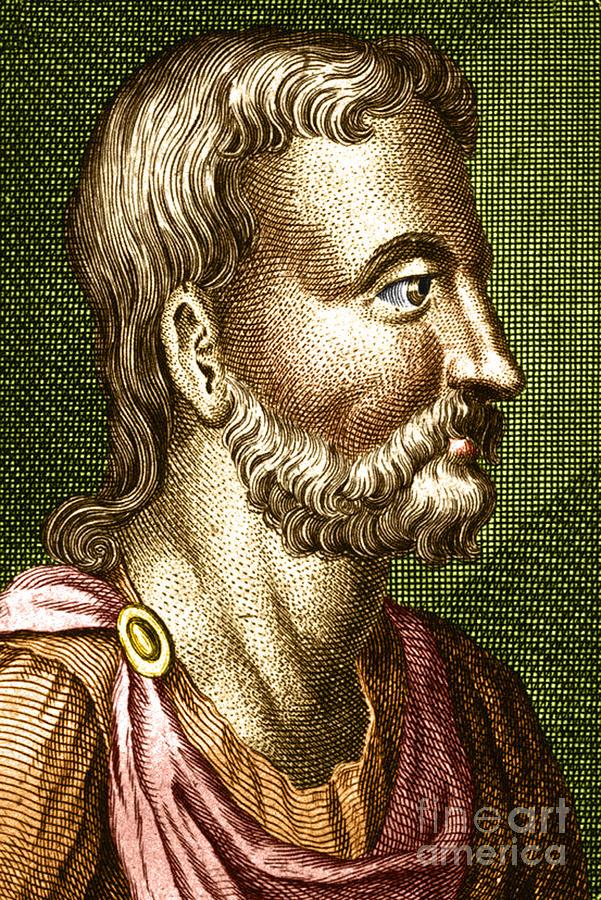 Aulus Cornelius Celsus Roman Photograph By Science Source