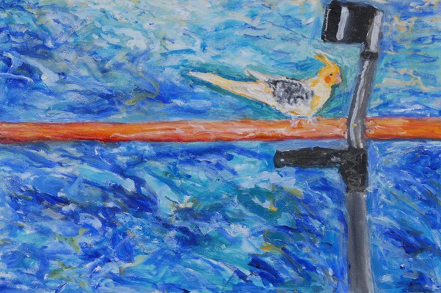 D 3. Balance Painting - Balance by Iris Gill