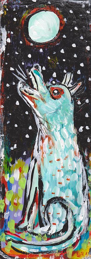 Bark At The Moon by Robert Wolverton Jr