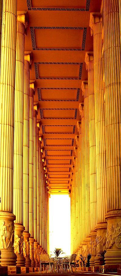 Beautiful Light Photograph by Cigdem Cigdem