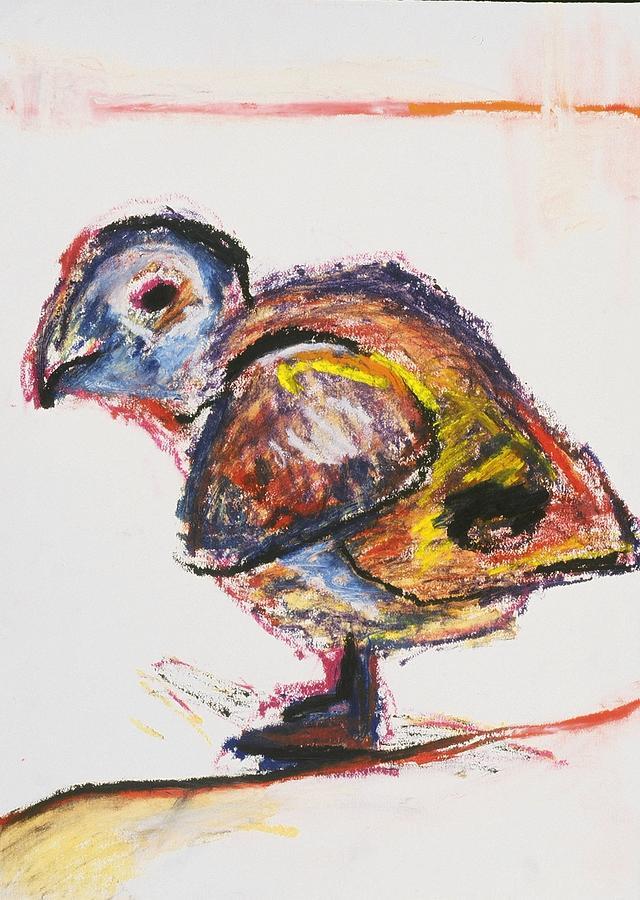Iris Gill Drawing - Beauty by Iris Gill