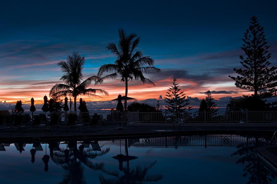 Nature Photograph - Bermuda Dawn by Michael Braxenthaler