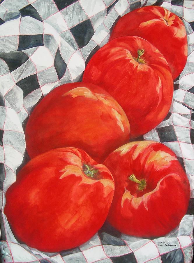 Big Reds by Paula Robertson