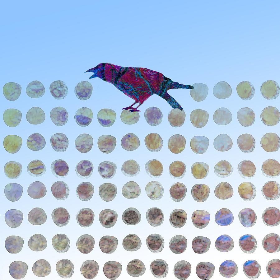 Bird Digital Art - Bird by Ann Powell