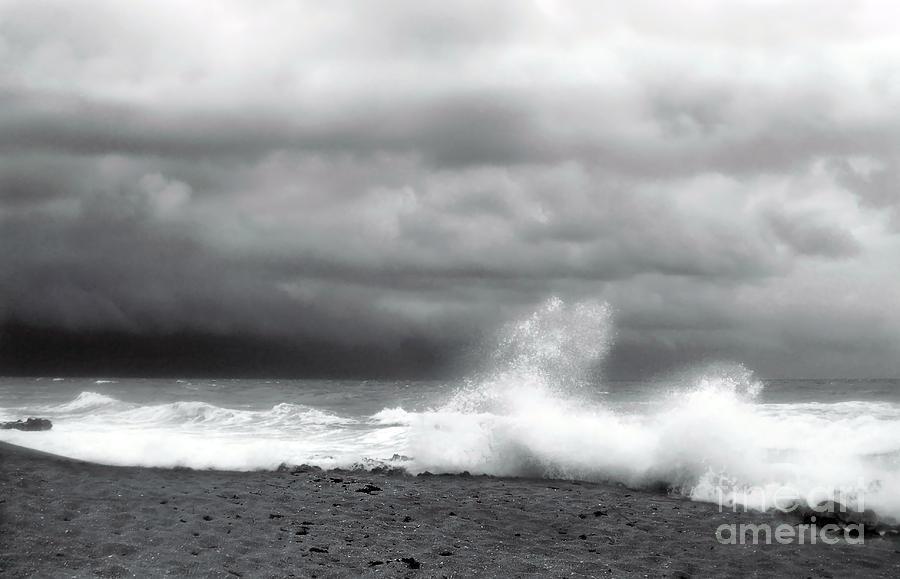 Blowing Rocks Photograph - Blowing Rocks by Richard Nickson